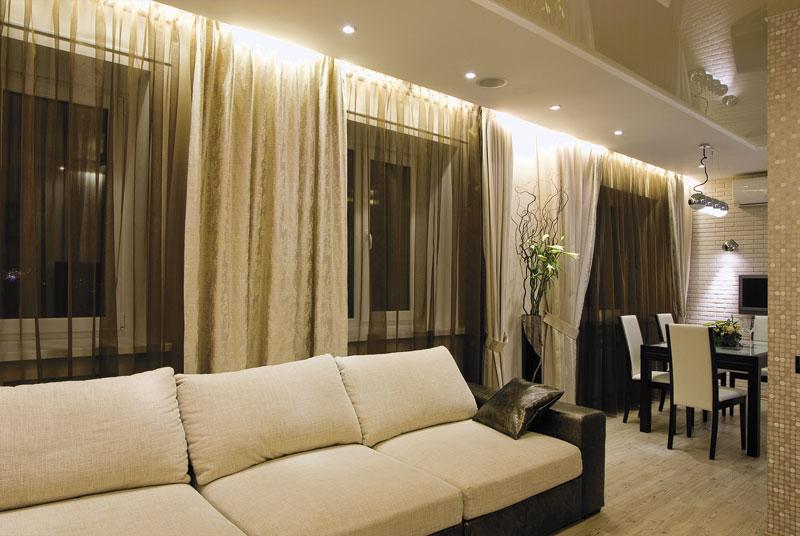 Дизайн для панельной квартиры